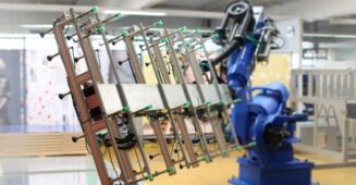Agfa has introduced a plate loading robot to increase automation and productivity.