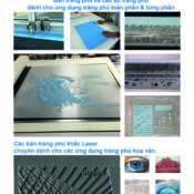 Coating plates – Bản cao su tráng phủ, giải pháp mới cho tráng phủ in-line trong in Offset