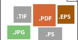 Các định dạng File thông dụng thường gặp trong in ấn