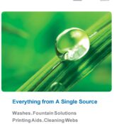 Fountain solutions: Giải pháp cho dung dịch cấp ẩm trong in Offset