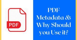 Cách thêm, sử dụng và chỉnh sửa dữ liệu gốc trong tệp PDF