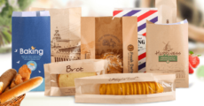 Paper packaging materials and food safety