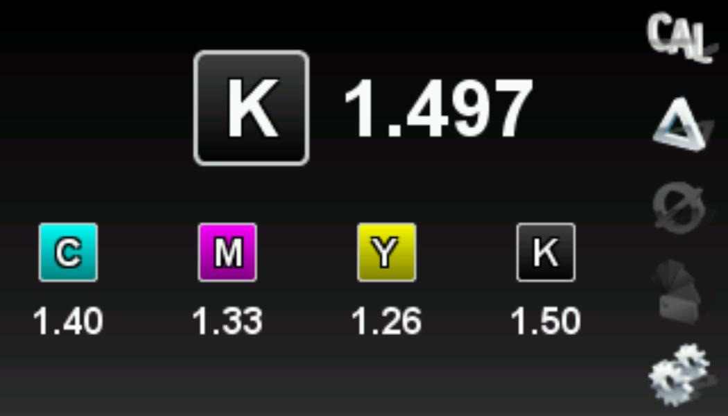 Làm sao kiểm soát mật độ của mực in để đạt màu sắc như mong muốn?